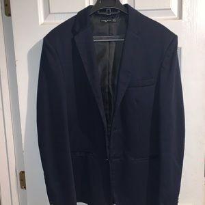 Navy dark blue suit jacket/blazer